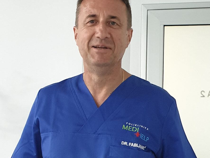 Prof.dr.sc. Damir Fabijanić dr.med.