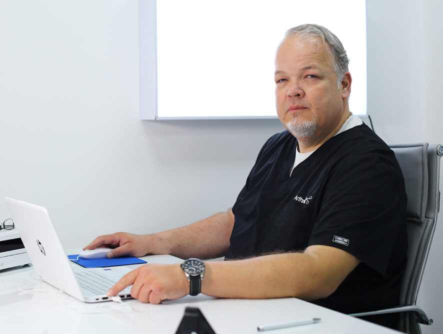 Dr.sc. Bruno Lukšić dr.med.