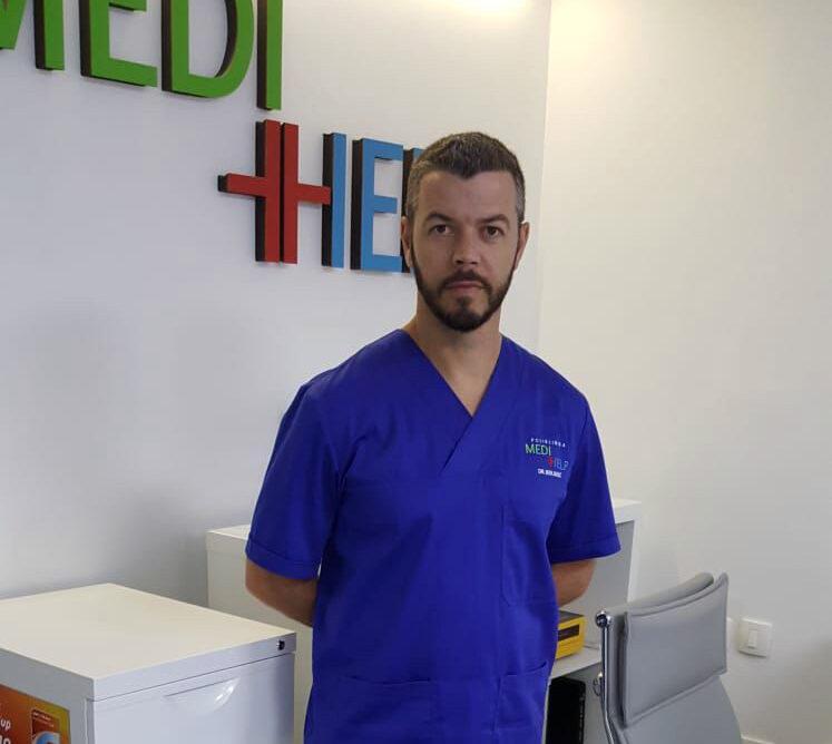 DR. JOSIP BEKAVAC DR.MED.